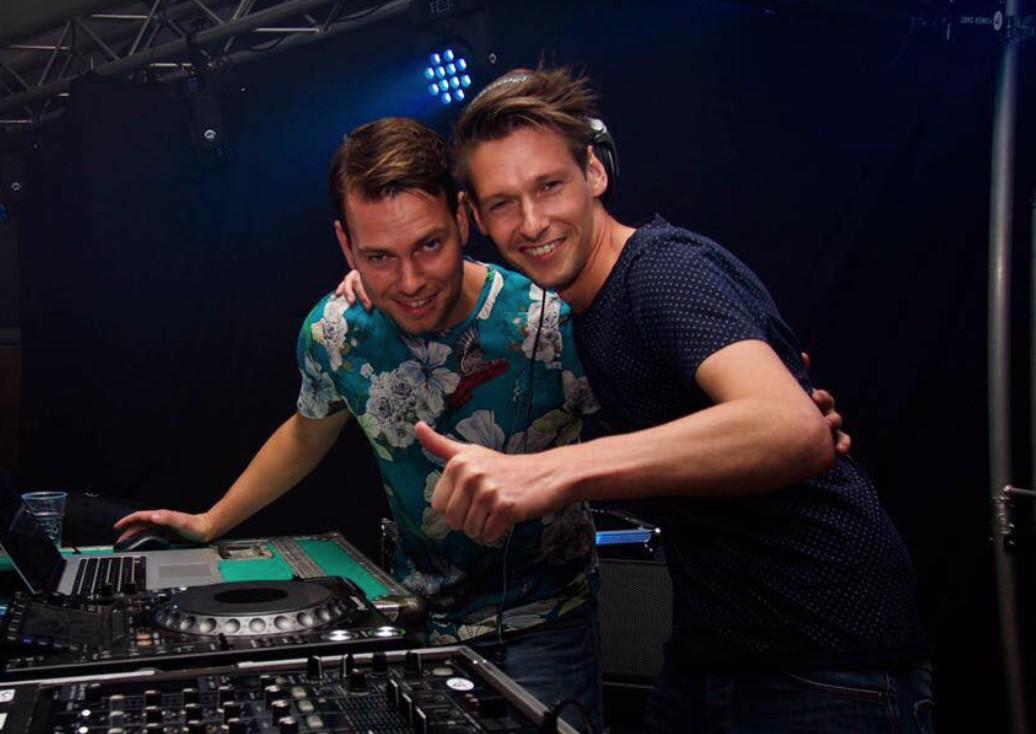 DJ's Bart & Daan